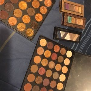 Other - Morphe and other pallets